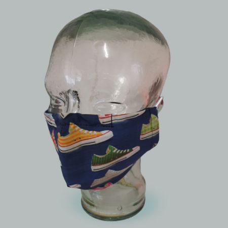 Breathe Easy Masks - Mask-Models-Sneakers